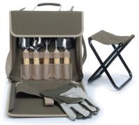 Picnic & Beyond The Terrace Carrier Gardening Bag with Tools