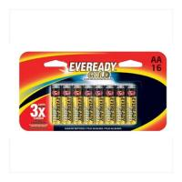 Energizer Eveready AA /16