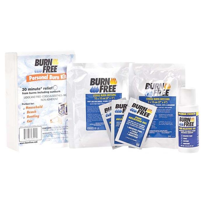 Burnfree Personal Burn Kit