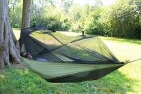 Byer of Maine Moskito Kakoon Hammock, Green