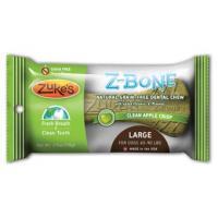 Zukes Z-bone Dental Bone - Apple, Lg