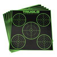 Truglo Watch Company Target 5-Bull 12X12 6Pk