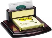 Chass Business Card and Post-It Holder