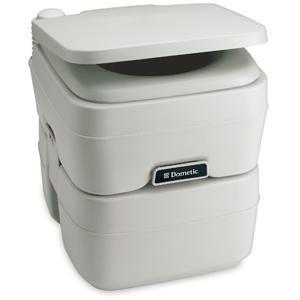 Dometic -965 Portable Toilet 5.0 Gallon Platinum