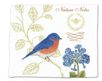 Alice's Cottage Bluebird Flour Sack Towel - Single
