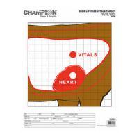 Champion Traps & Targets Deer Vitals Target 12Pk