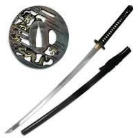 Master Cutlery Handmade Practical Dragon Katana
