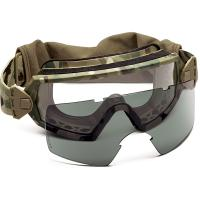 Smith Optics Outside The Wire, Asian Fit, Multicam, Clear/Gray, Field