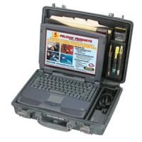 Pelican Products 1470 Laptop Case with Foam, Black