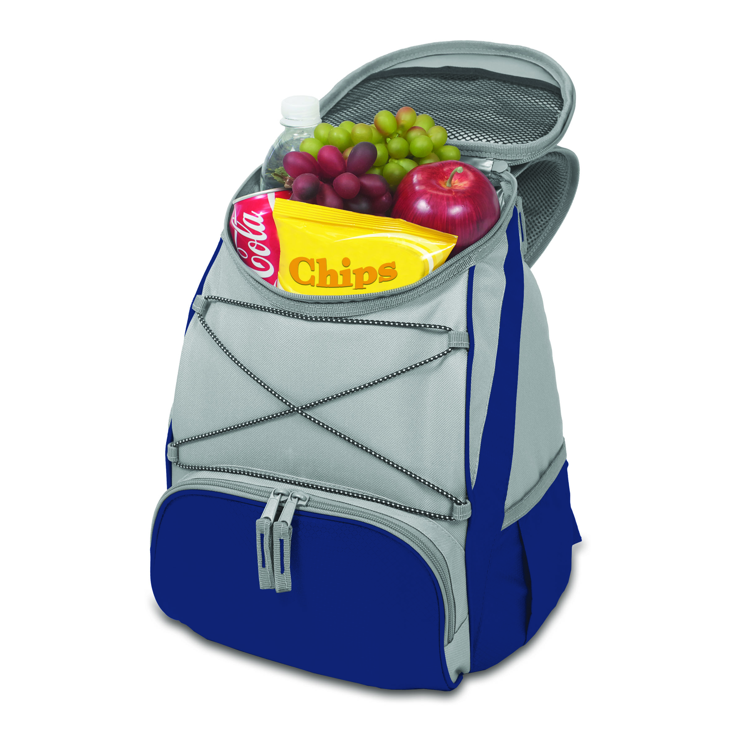 picnic time ptx backpack cooler navygray - Backpack Coolers