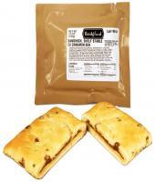 Bridgford Cinnamon Bun - Ready to Eat, Case of 48