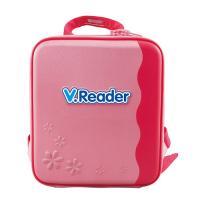 Vtech Pink V.Reader Storage Tote Ages 3-7