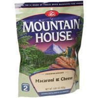 Mountain House Macaroni & Cheese - Serves 2