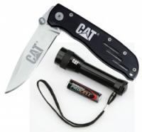 CAT 3 LED Single Blade Light/Knife