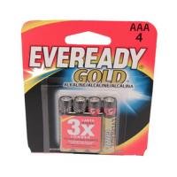 Energizer Eveready Gold AAA /4