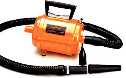 Metro Vacuum Magic Air Deluxe 1.7 Peak HP Inflator/Deflator
