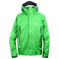 Free Rain Jacket Men Lg Green