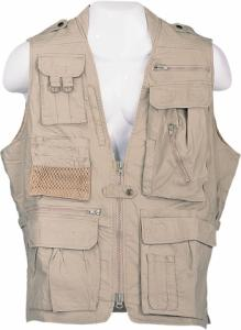 Vests by Humvee