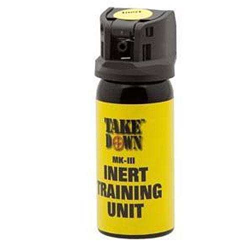 Mace Security International MACE - TakeDown Inert MK-III Stream Training Spray
