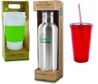 Smart Planet Eco Cup Set Best Of the Classic Value Package