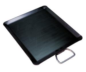 Camp Chef 13'' x 13'' Polished Steel Fry Griddle