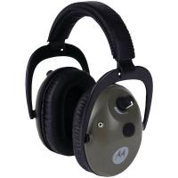 Motorola MHP71 Hearing Protection Headset (Hunter Green)