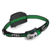Princeton Tec Remix Plus Headlamp, White/Gray/Green, 165 lm
