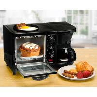 Elite Cuisine 3-in-1 Multifunction Breakfast Center