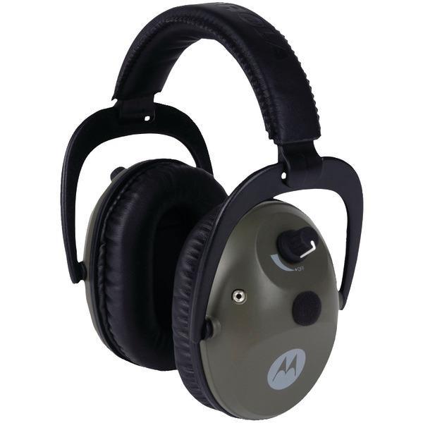 Motorola MHP71 Hearing Protection Headset (Hunter Green)