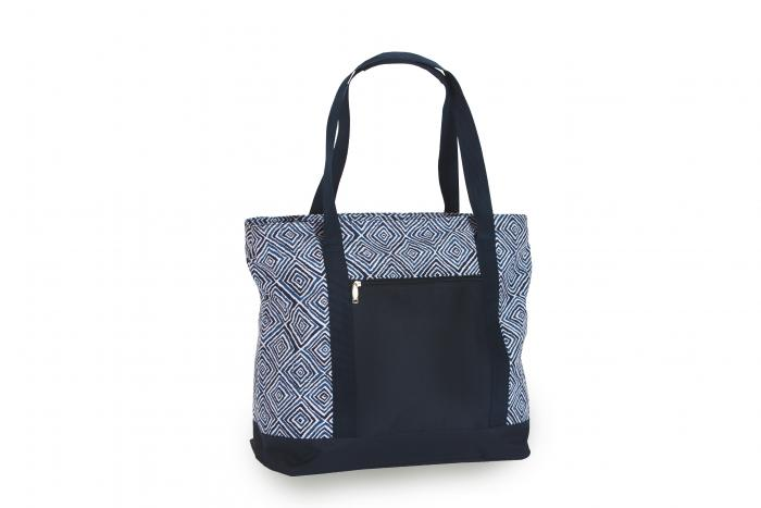 Picnic Plus Lido 2-in-1 Cooler Bag - Blue Diamond