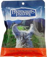 Backpacker's Pantry NC Garlic Herb Mashed Potatoes
