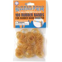 Hog Wild Rubber Band Shooter Refill 100