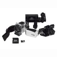 Vivitar Digital Sports Action Camcorder Silver
