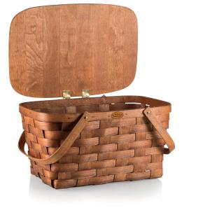 Vintage Picnic Baskets by Picnic Time