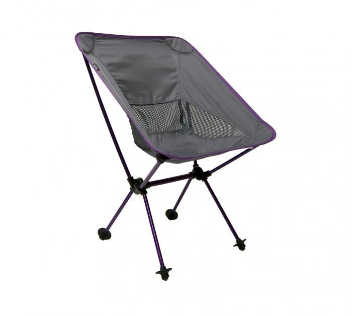 Travel Chair Joey Camping Chair - Purple
