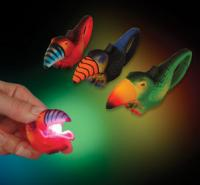 Sun Lifelight LED Clip Light, Toucan Assorted