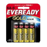 Energizer Eveready AA /8