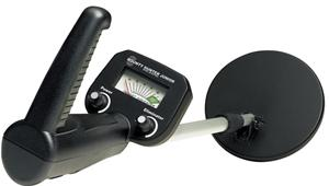 First Texas Bounty Hunter Jr. Metal Detector
