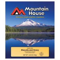 Mountain House Breakfast - Biscuits And Gravy