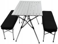 Pacific Import Portable Bench Table Set