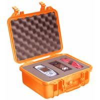 Pelican Products 1400 Case, Orange, w/Foam