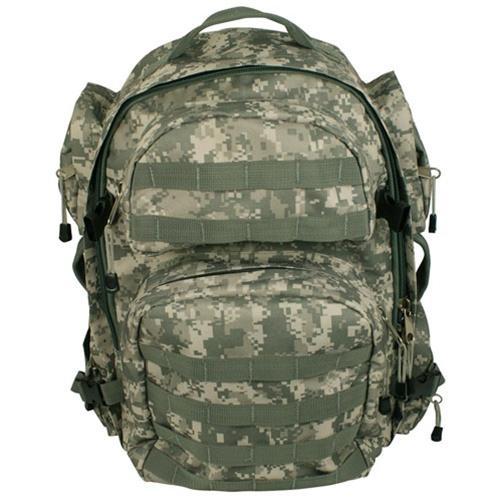 NcStar Tactical Backpack, Digital