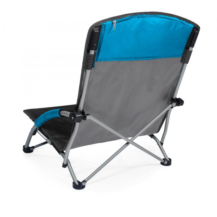 Picnic Time Tranquility Chair Portable Beach Chair (Waves Collection)
