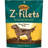 Zukes Z-filets Venison 3.25 Oz