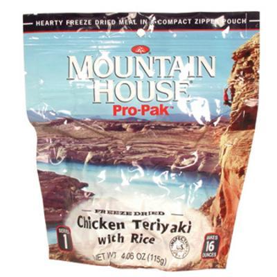 Mountain House Pro Pak Chicken Teriyaki