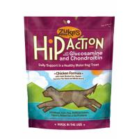 Zukes Hip Action Chicken Treats 6 Oz