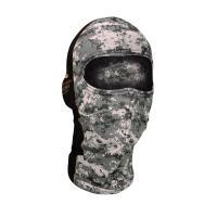 ZANheadgear Nylon Balaclava - U.S. Army  Camo Crest