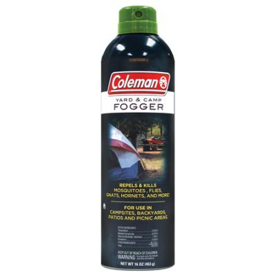 Wisconsin Pharmacal Coleman Yard & Camp Fogger 16 Oz