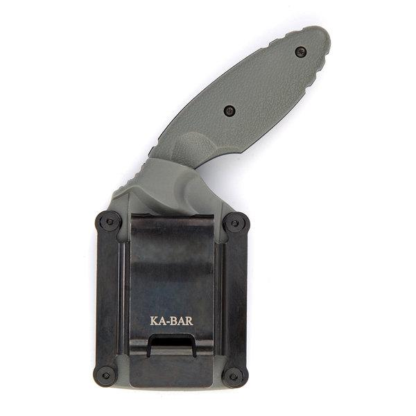 Ka-bar Knives TDI Black Metal Belt Clip