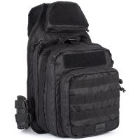 Red Rock Gear Recon Sling Pack, Black